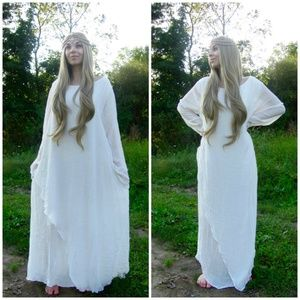Medieval Dress / Medieval Wedding Dress